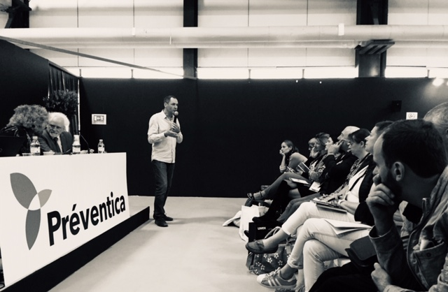 Salon Préventica Bordeaux 04-10-2018